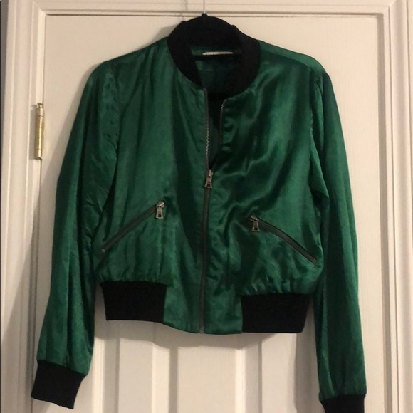 Alice + Olivia Jackets & Blazers - Alive and Olivia size small bomber jacket